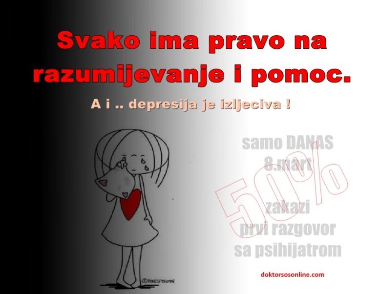 reklama 8 mart depresija